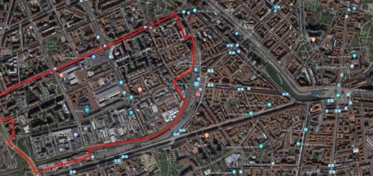 Milano Tortona District